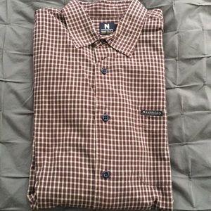 Nautica Jeans Co. Long Sleeve Button Down Shirt